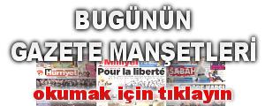 Beylikduzu.com gazete manşetleri